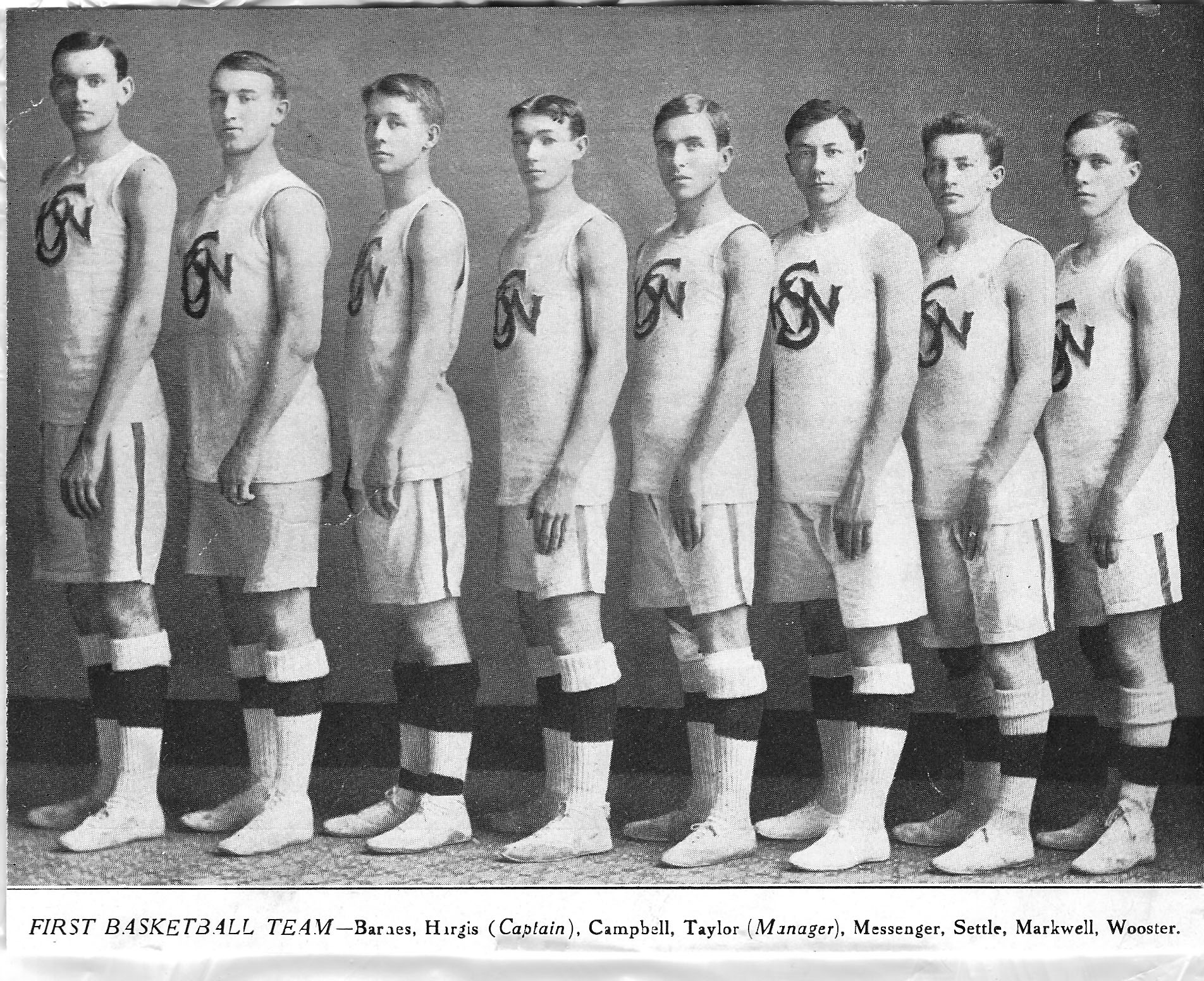 KSN Basketball 1908 with Hargiss